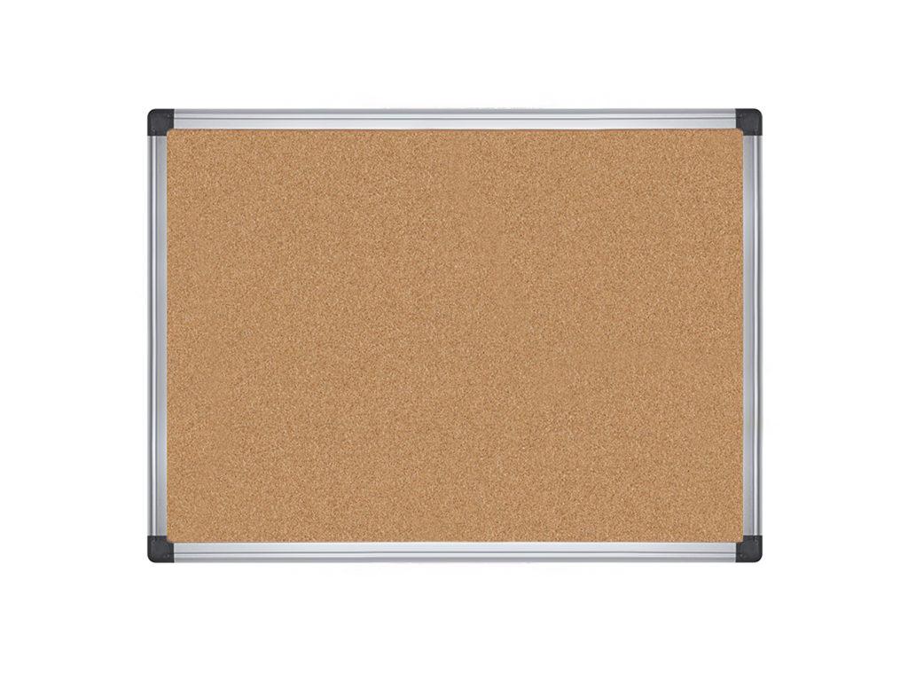 Maya Series Cork Board Aluminium Frame