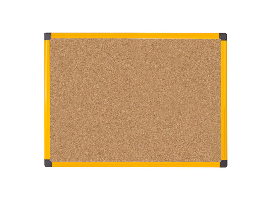 Industrial Ultrabrite Cork Board