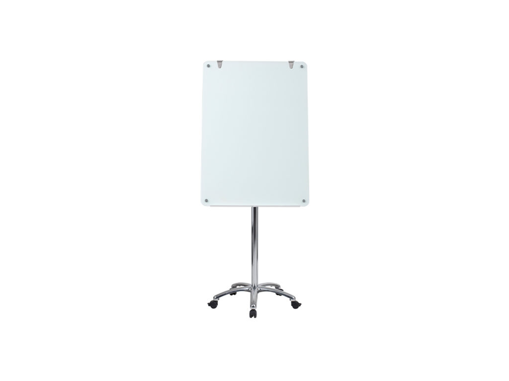 Heavy Duty Magnetic Glass Mobile Easel