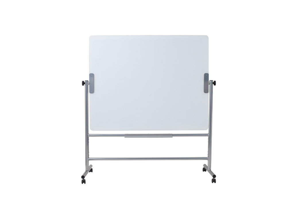 Heavy Duty Magnetic Glass Reversable Easel