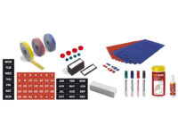 General Purpose Magnetic Planner Board with Planning Kit