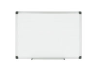 Maya Series Magnetic Porcelain Aluminum Frame Whiteboard