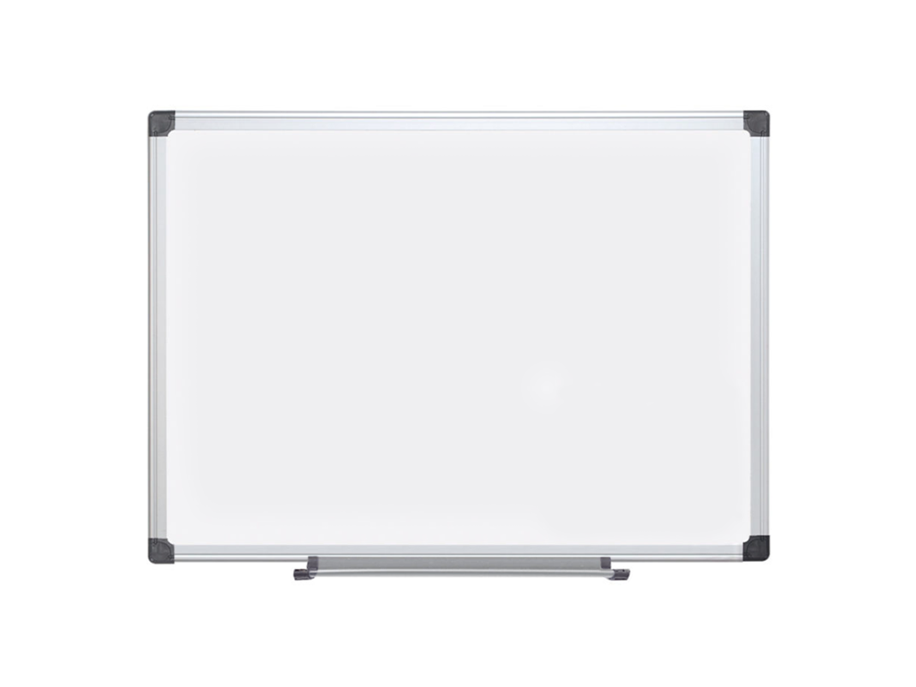 Maya Series Magnetic Porcelain Aluminum Frame Whiteboard
