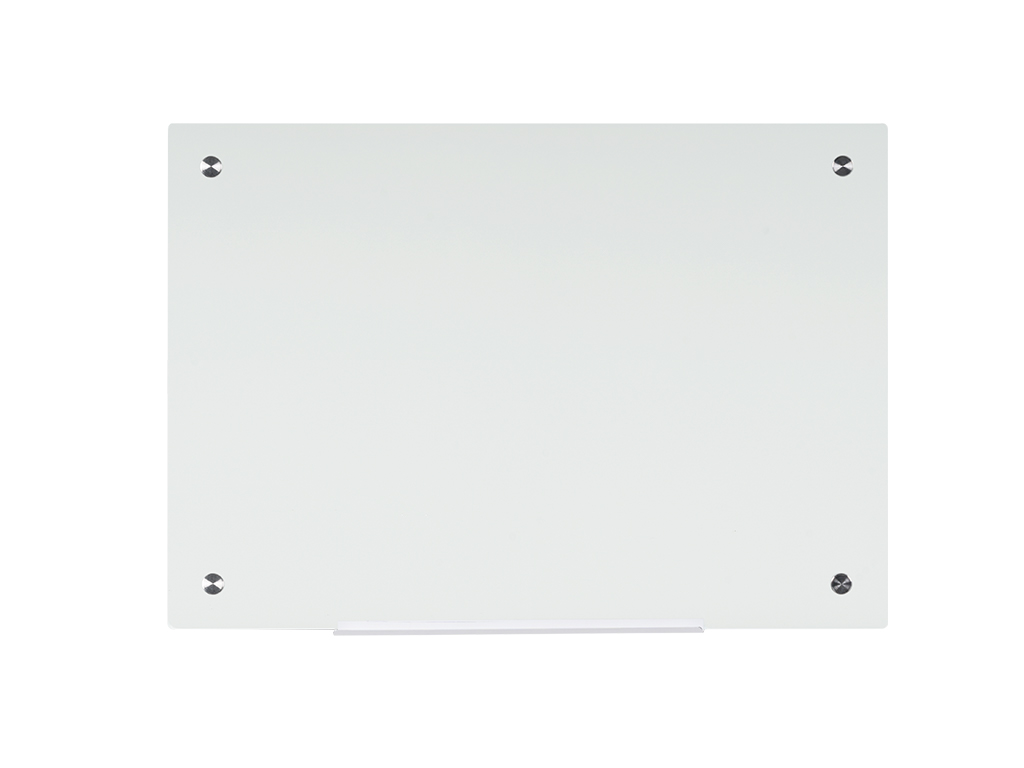 River Glass Magnetic Dry-Erase Board