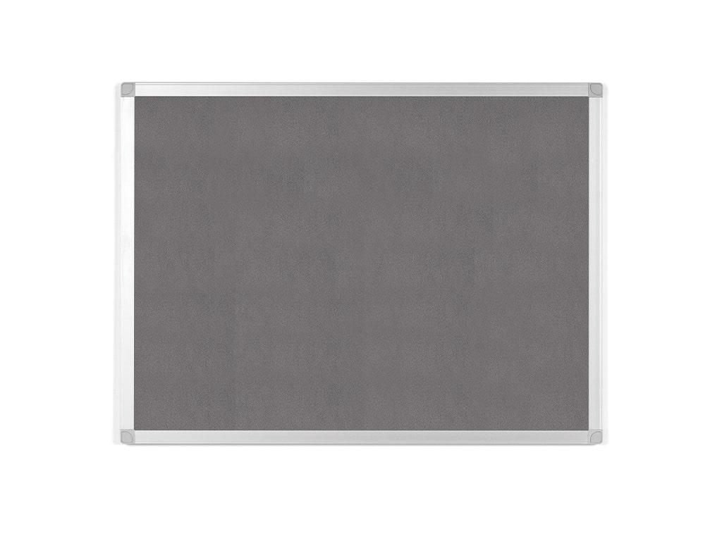 Ayda Grey Felt Bulletin Board