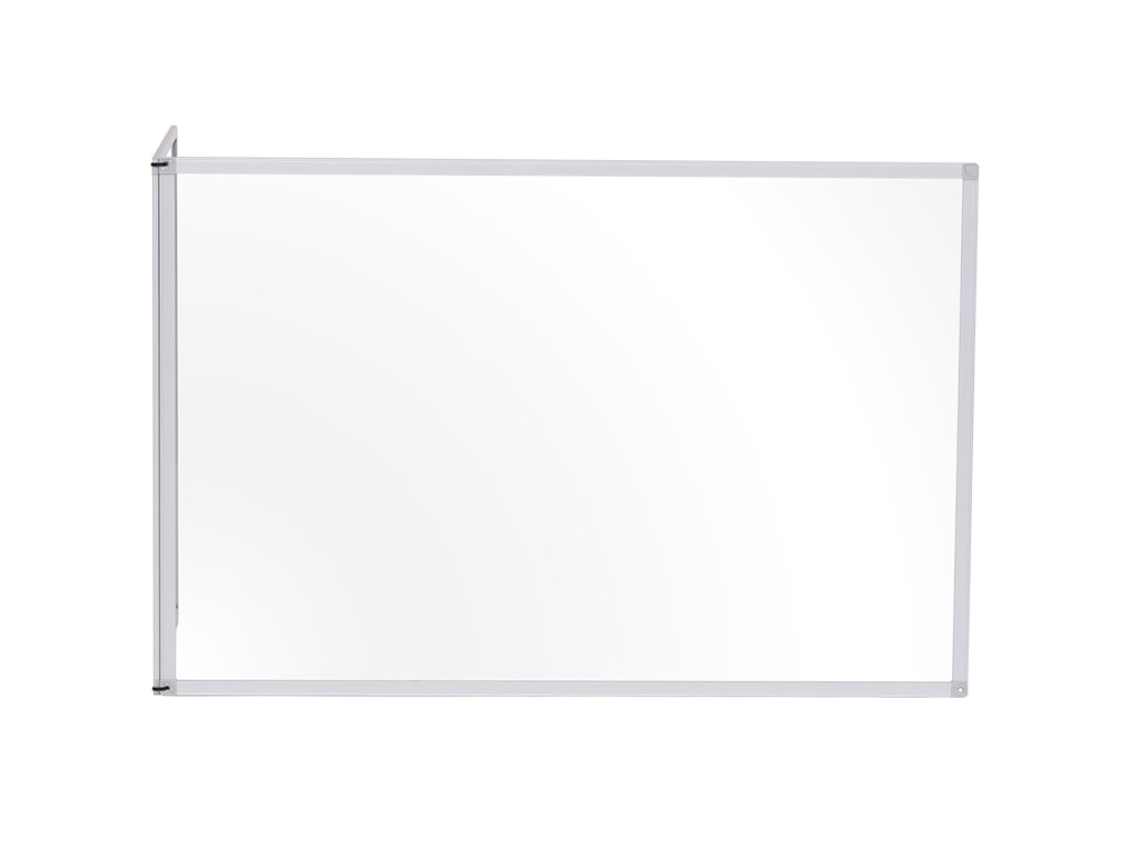 DUO GLASS BOARD Aluminum framed with Clamps