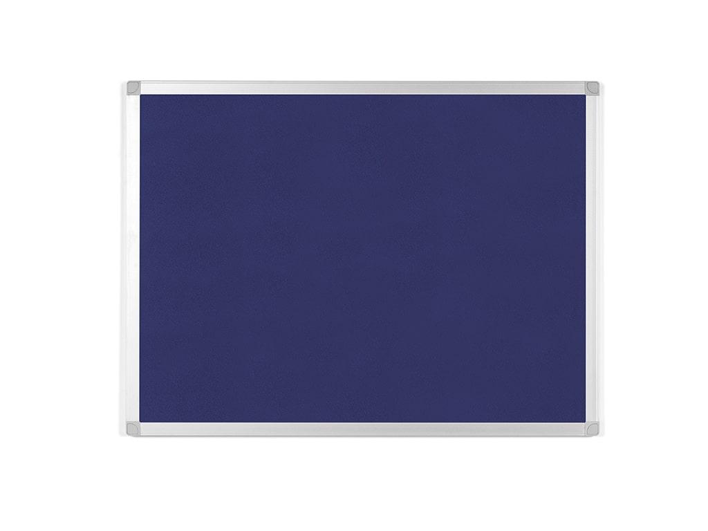 Ayda Blue Felt Bulletin Board