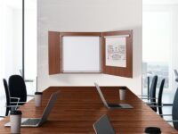Cherry Classic 3-in-1 Conference Cabinet