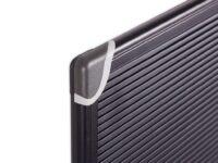 Letter Board Black Aluminum Frame