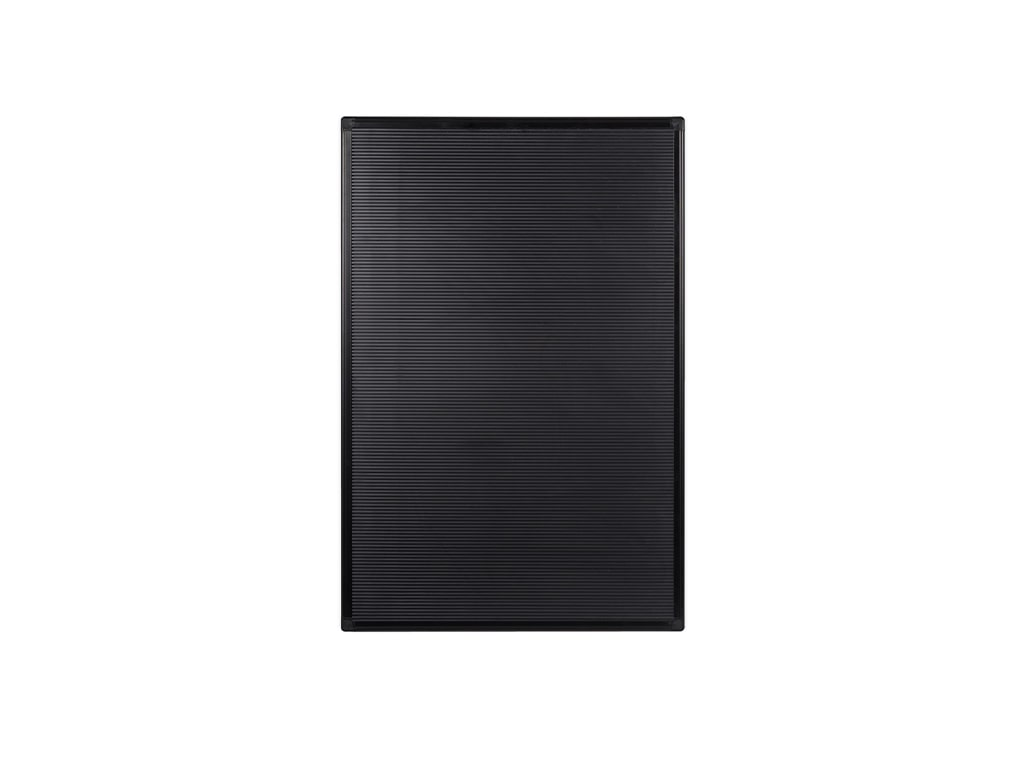 Letter Board Black Plastic Frame