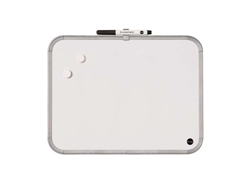 Magnetic Dry-erase Gray Framed Lap Board