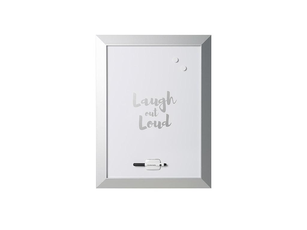 Silver Kamashi Dry Erase LOL Quote Board